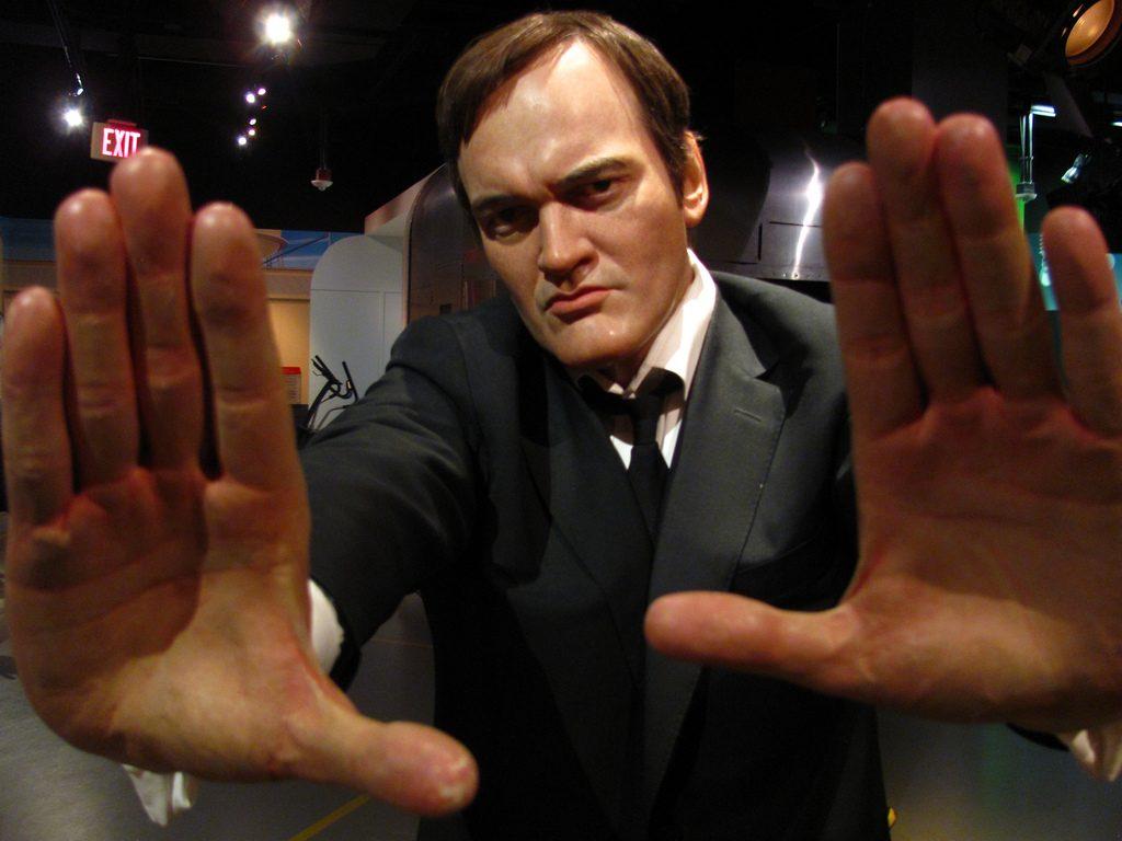 5 film Quentin Tarantino siger man skal se