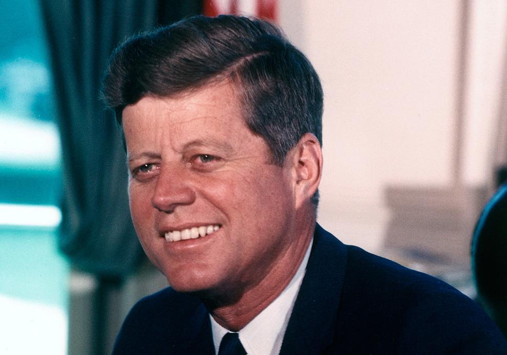 Danske Caspar Phillipson skal spille John F. Kennedy